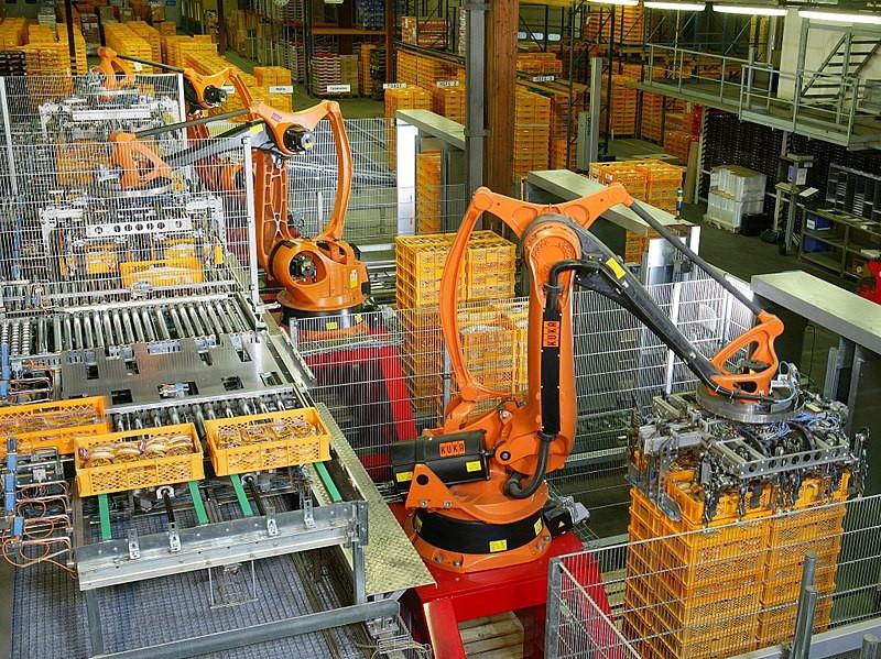 automation robots