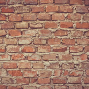 four types of barriers for established firms brick wall image