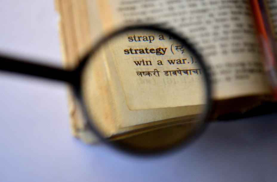 strategy win a war