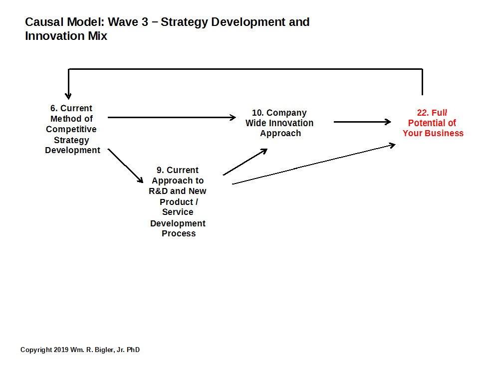 Wave 3: Strategy Development and Innovation Mix